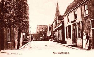 De oude Dorpsbrug in Harmelen