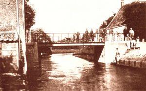 De oude Dropsbrug in Harmelen