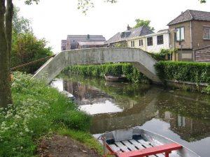 De Kwakelbrug in Harmelen