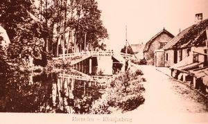 Oude Kleinjansbrug in Harmelen